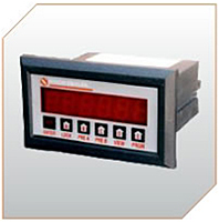 Os Totalizadores Eletrônicos são alimentados por bateria interna