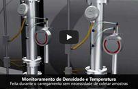 Sistema Automático de Carregamento de Combustíveis