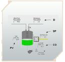 Sistema autonomo de medição de vazão de fluidos